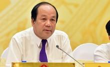 Chờ ý kiến Ban Bí thư về trường hợp Thứ trưởng Kim Thoa