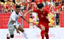 U22 Việt Nam mở màn SEA Games 29 bằng trận thắng 4-0