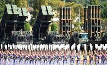 Hàn Quốc trình diễn các loại vũ khí chiến lược hiện đại