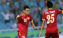 Xem lại diễn biến trận Việt Nam thắng Lào 3-0