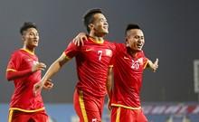 Video màn ngược dòng ngoạn mục của Việt Nam trước Malaysia
