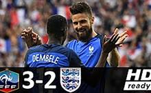 Kane lập cú đúp, Anh vẫn thua ngược Pháp