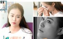 Hoàng Thùy Linh bật khóc khi nhắc đến biến cố đầu đời