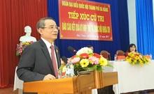 Ông Trương Quang Nghĩa nêu những bất cập của dự án BOT