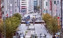 Nhật Bản lấp hố tử thần khổng lồ chỉ trong 48 tiếng