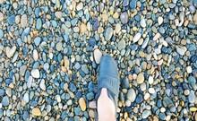 Độc đáo bãi đá 7 màu ở Tuy Phong, Bình Thuận