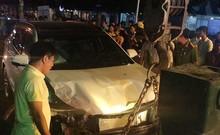 Nhân chứng kể lại vụ xe tông liên hoàn ở quận 12