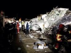 Video hiện trường vụ tai nạn máy bay nghiêm trọng ở Đài Loan