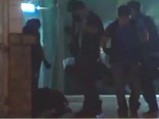 Video cảnh sát Hong Kong đánh đập người biểu tình