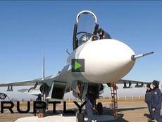 Nga thử nghiệm máy bay phản lực chiến đấu