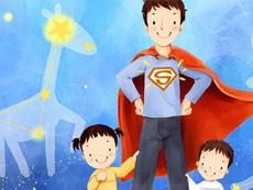 Những ông bố siêu nhân