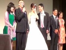 Bố dặn con rể trong ngày cưới khiến dân mạng thích thú