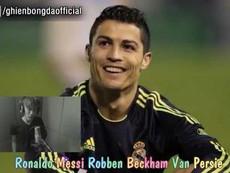 Khi ca sĩ là fan bóng đá
