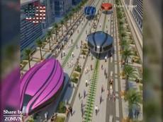 Công nghệ giao thông ở các đô thị trong tương lai