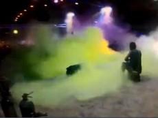 Clip giây phút công viên nước Đài Loan biến thành 'hỏa ngục'