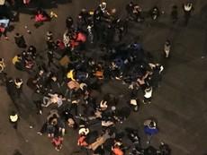 Video toàn cảnh: 'Thượng Hải máu đổ đêm giao thừa 2015'