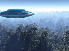 UFO bất ngờ xuất hiện tại Anh