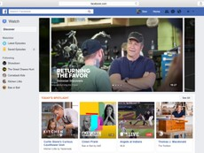 Facebook ra mắt dịch vụ Watch, cạnh tranh với YouTube