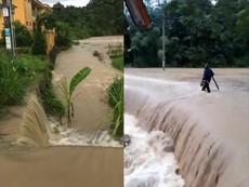 Thái Nguyên bị ảnh hưởng nặng nề bởi cơn bão số 6