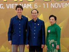 Tiệc chiêu đãi các lãnh đạo dự APEC 2017