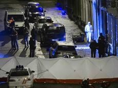 Clip cảnh sát Bỉ bắn chết 2 nghi phạm âm mưu khủng bố quy mô lớn