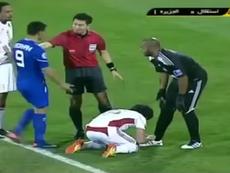 Pha câu giờ đỉnh cao của thủ môn