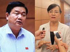 Clip cuộc tranh luận giữa Bộ trưởng Thăng và ĐB Quyết Tâm