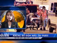 Hé lộ nguyên nhân khủng bố đẫm máu ở Paris