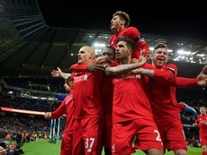 Clip Liverpool vùi dập Manchester City 4-1