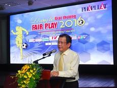 Clip toàn cảnh lễ công bố giải thưởng Fair Play 2016