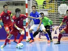 Những khoảnh khắc lịch sử của Futsal Việt Nam