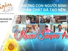 Nhìn lại 10 nhân vật đầu tiên của Người Sài Gòn tử tế