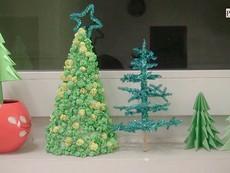 Mẹo hay- Dễ Làm:3 cách đơn giản để làm 1 cây thông Noel