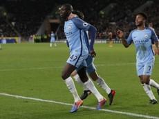 Manchester City - Hull City 3-0, vươn lên vị trí thứ 2