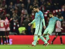 Athletic Bilbao- Barcelona 2-1: Cú sốc lớn