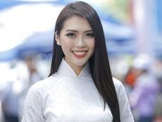 Tường Linh mang vẻ đẹp VN đến Hoa hậu Liên lục địa
