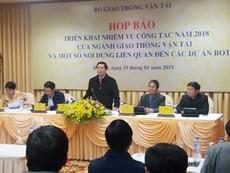 Bộ GTVT họp bàn một số nội dung liên quan đến BOT
