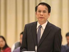 Đã báo cáo Thủ tướng kết quả rà soát chức danh GS, PGS