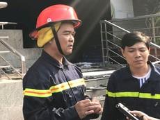 Cảnh sát PCCC nói về vụ cháy chung cư, 13 người tử vong