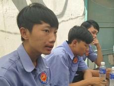 3 bảo vệ cứu hàng chục người trong vụ cháy Carina