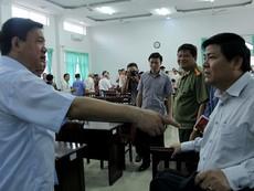 Bí thư Đinh La Thăng truy vấn gay gắt chủ tịch huyện Hóc Môn