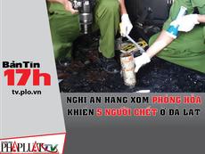 Nghi án hàng xóm phóng hỏa khiến 5 người chết ở Đà Lạt