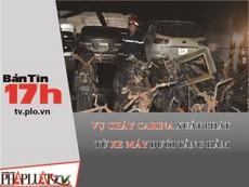 Vụ cháy Carina xuất phát từ xe Attila dưới tầng hầm