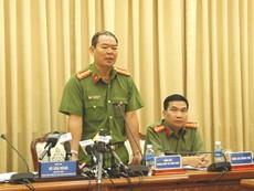 Cảnh sát PCCC TP.HCM nói về nguyên nhân vụ cháy Carina