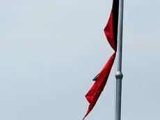 Quảng trường Ba Đình treo cờ rủ chính thức Quốc tang