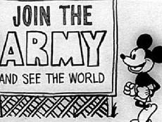 Phim hoạt hình về chuột Mickey tham chiến tại Việt Nam gây sốt