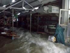 Clip: Ngập nặng tại Quảng Bình