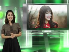Vui Độc Lạ: Hot girl Việt xuất hiện trên Reuters