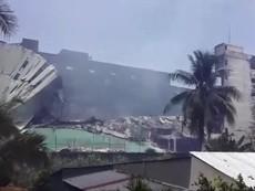 Vụ cháy ở Cần Thơ:Cuộc chiến với 'bà hỏa' chưa kết thúc