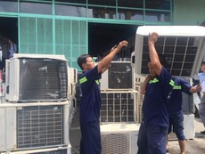 Clip: Hải quan nói về lô hàng máy lạnh nhập lậu 'khủng'
